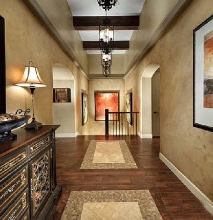 地板与地砖装修效果图