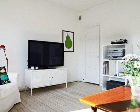 单身男士一室一厅装修效果图