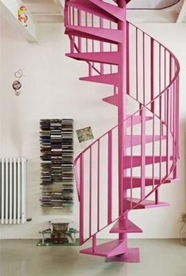 家装 >  设计搭配 > 2013楼梯设计效果图4款魅力十足  楼梯是一楼通往