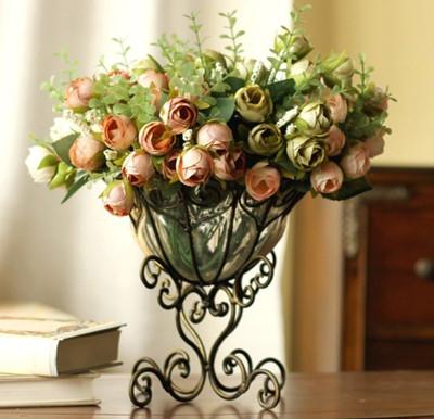 4款家居饰品创意花瓶 为花朵的艳丽加分图片