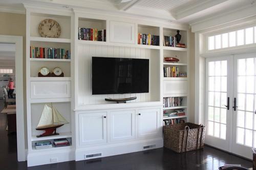 2014年最新客厅电视背景墙装修效果图大全