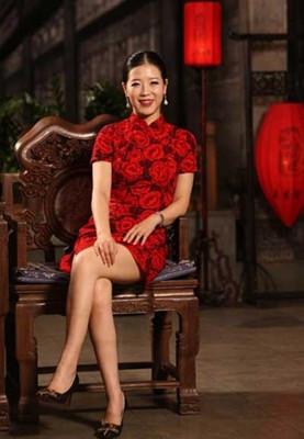 女性杨劲成功人士的创业故事