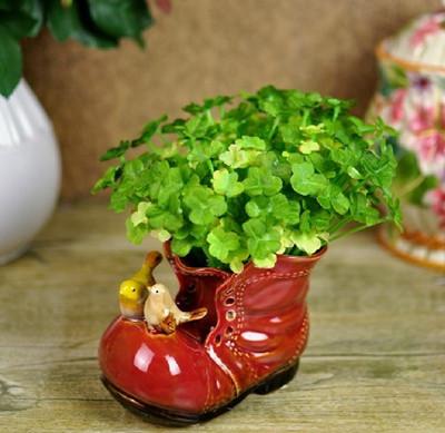 2013最新创意花瓶——陶瓷动物花瓶 这款陶瓷动物创意花瓶,还有小