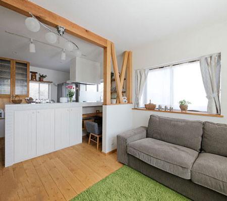 家装 >  装修案例 清新自然风 4款日式风格客厅推荐  日式风格客厅