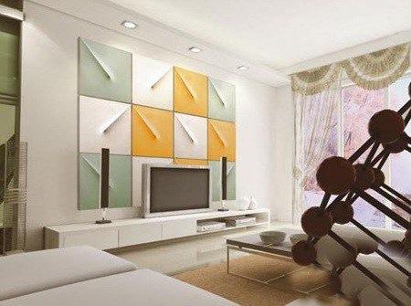 电视背景墙木雕图案_3d壁纸电视背景墙装修效果图-3158家居网