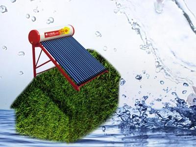太阳能热水器如何安装?先室内后室外