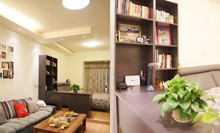 80后女生40平单身公寓装修案例