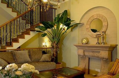 尽享奢华欣赏欧式客厅装修效果