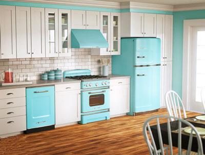 5款完美厨房装修案例 让厨房也变小清新