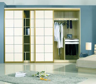 日式风格衣柜设计图纸