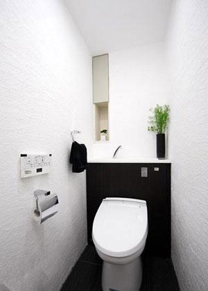 小房子完美装修4图迷你卫浴设计推荐