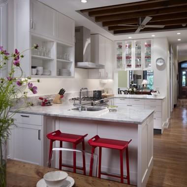 旧厨房翻新如何设计装修