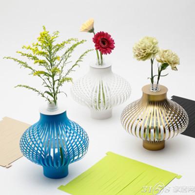 家居装饰花瓶摆件——创意花瓶