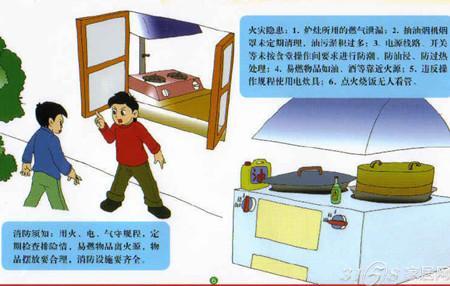 持续高温 安全使用大功率电器避免火灾