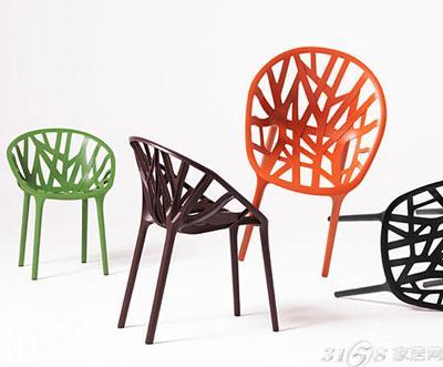 树叶脉络椅子,略抽象的设计,一般人的审美或者一般人那些贫乏的想象