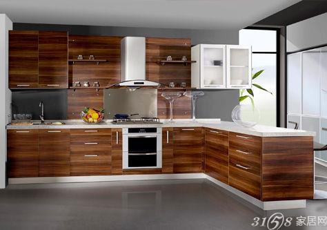 橱柜知识扫盲篇:橱柜门板与台面材质哪种好?