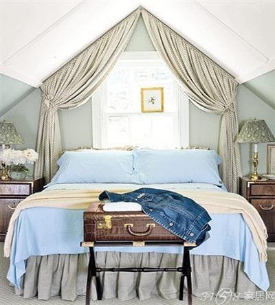 阁楼卧室设计装修效果图