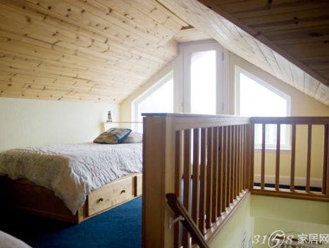阁楼吊顶如何设计装修?
