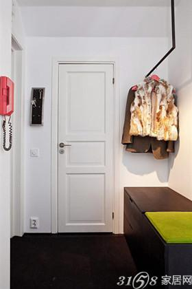 小户型有限空间 54平北欧公寓装修案例欣赏
