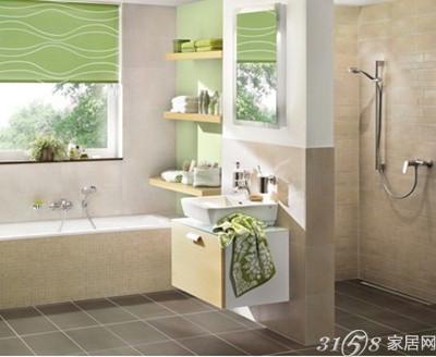 浴室装修技巧 让您省钱省事省心