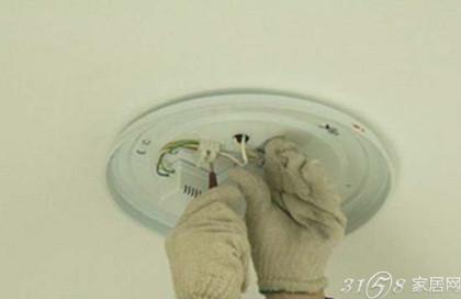 吸顶灯安装注意事项