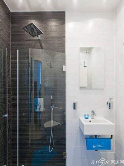 小戶型衛生間裝修案例-3158家居網