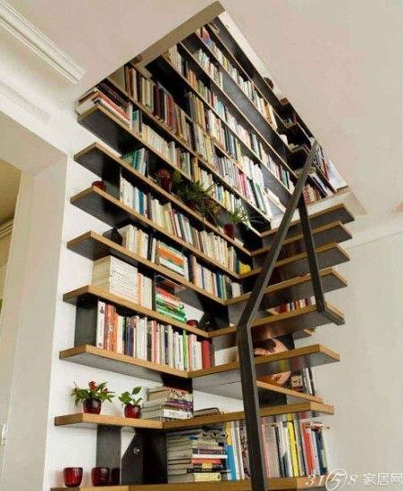 2013最新复式楼梯装修效果图