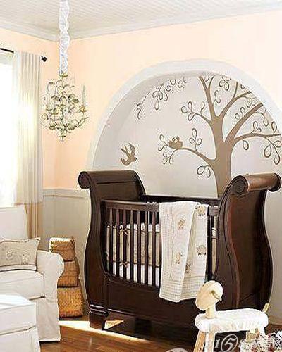 2013最新手绘儿童房装修效果图