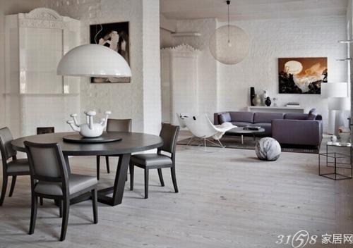 低调奢华欧式复古风格装修案例