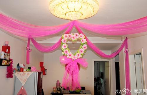 婚房布置效果图 2016婚房装修效果图 婚房布置图片高清图片