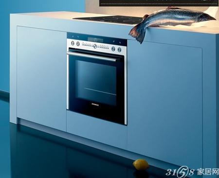 冰箱洗衣机嵌入式效果图大全