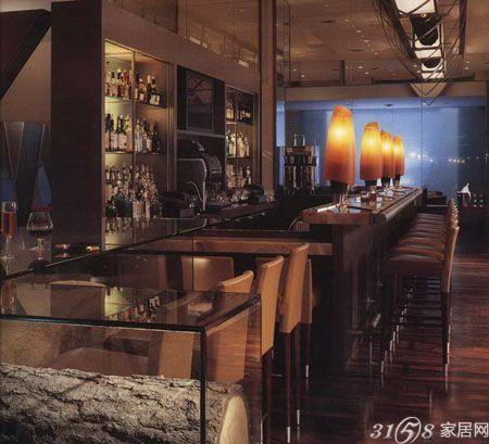 酒吧装修效果图 百变风格凸显个性