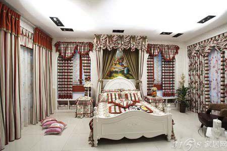 窗帘店面装修效果图 店面装修的关键一环