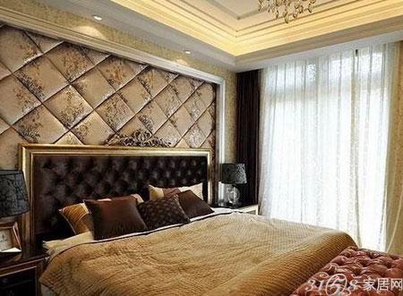 欧式床头背景墙装修效果图了