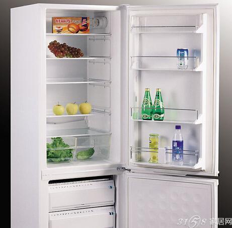 常见单开门冰箱尺寸是多少?