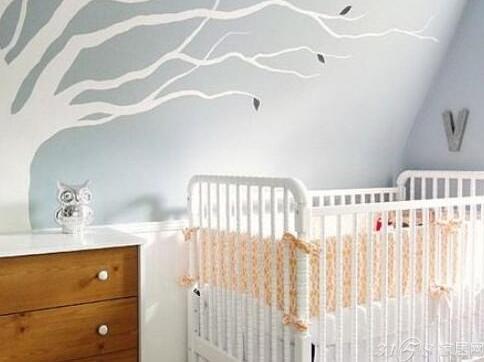创意手绘墙打造家居墙面亮点
