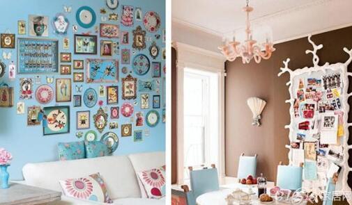 家居diy手工制作 照片墙让完美记忆装点家居