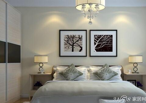 室床头背景墙奥秘