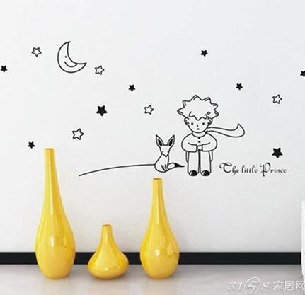 体验手绘墙面的美妙 让你的家活色生香