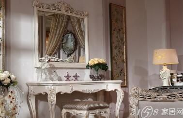 梳妆台摆放风水 你家的梳妆台摆对了吗?
