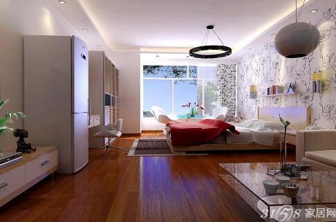 实用单身公寓室内设计
