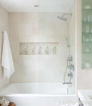 家居厕所装修效果图 简约彰显品质