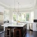 【小户型厨房装修效果图】74平米小户型小厨房怎么装修?