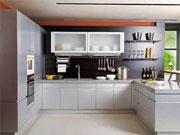 箭牌橱柜给力打造清爽厨房