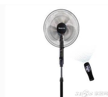 遥控电风扇