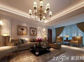 95平雅居室内装饰设计图