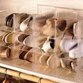 鞋子控也要学收纳 超实用鞋靴收纳玄关设计
