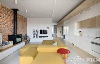 年轻人的公寓设计