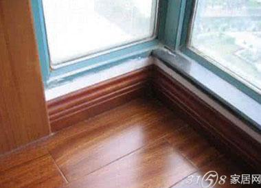 木地板踢脚线怎么选购颜色和安装?