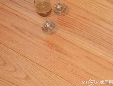 怎样才能选到真正的美国红橡实木地板?